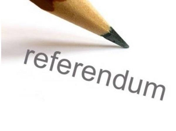 Avviso Pubblico: raccolta firme referendum sul taglio dei Parlamentari